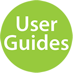 User Guides Circle Icon