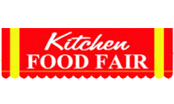 Logo Kitchen Food Fair