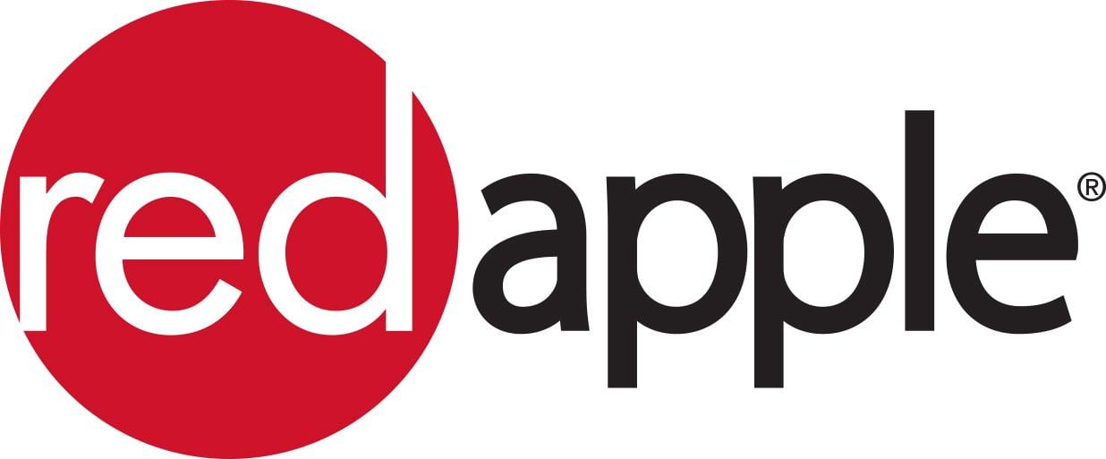 Red Apple logo
