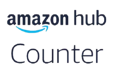 amazon hub counter logo