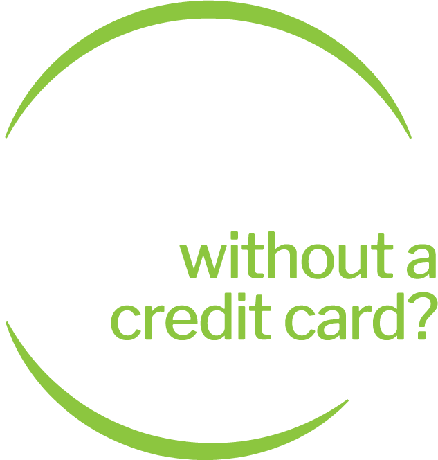 How can I shop online without a credit card?