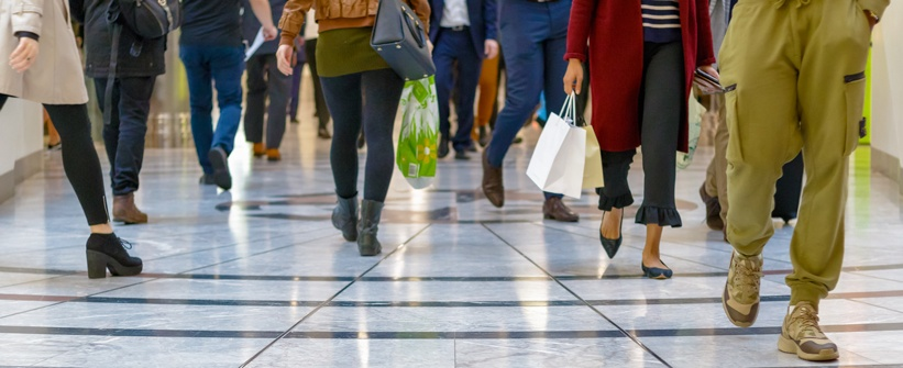 Foot Traffic at your store
